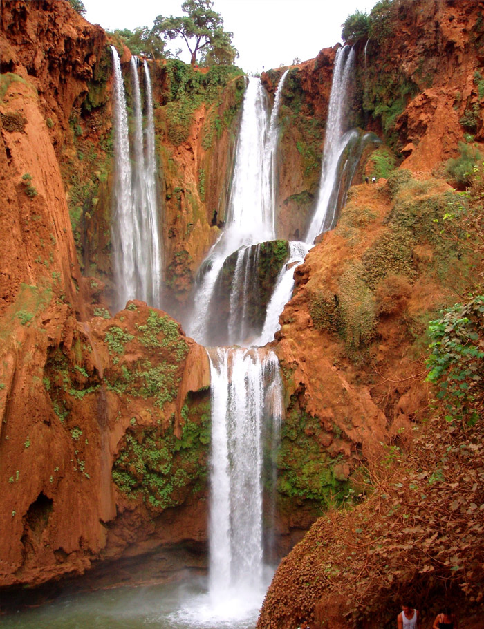 one-day-trip-from-Marrakech-to-ouzoud-waterfall