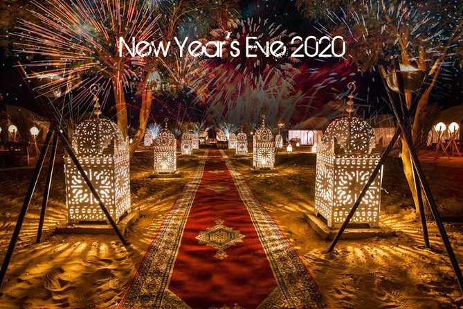 Morocco New Year Eve Desert Tour 2020